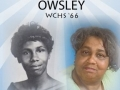 Jessie Troxler Owsley '66