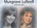 Pamela Gaye Musgrave Luttrell '81